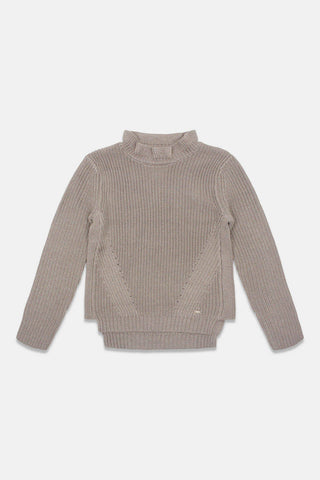 Mayoral Oatmeal Sweater