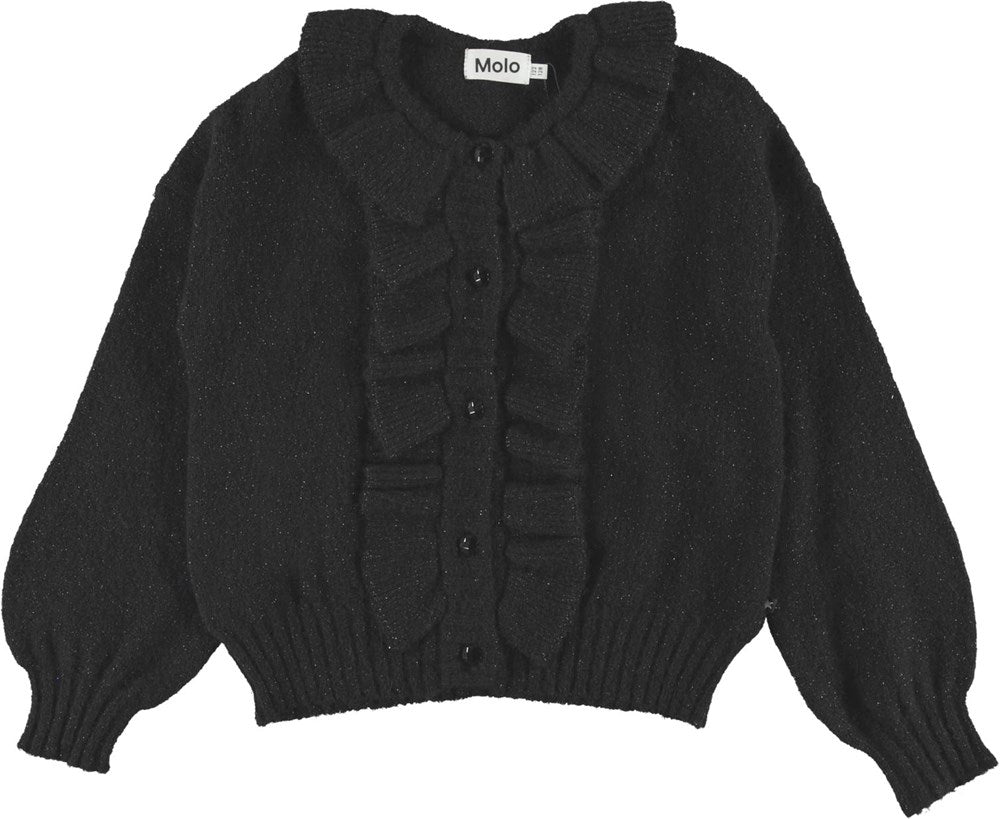 Molo Black Gracie Sweater