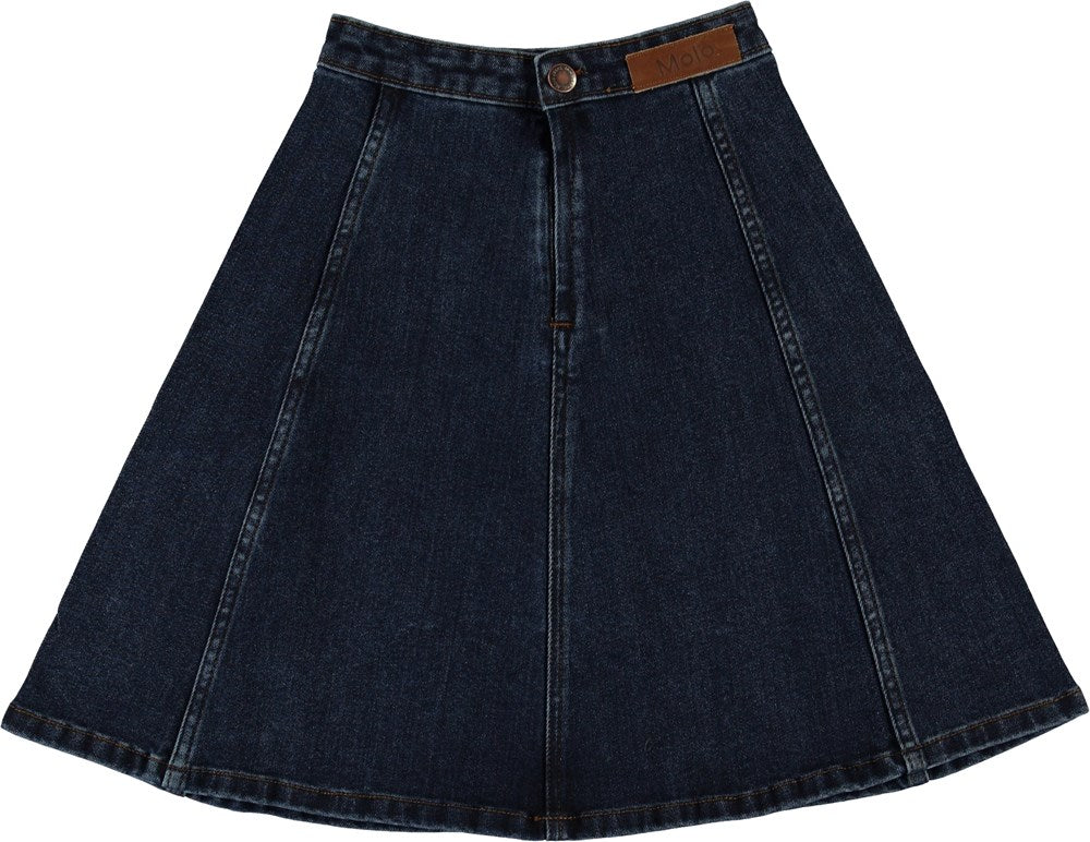 Molo Denim Bellatrixi Skirt