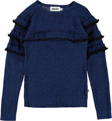 Molo Ink Blue Gilah Sweater