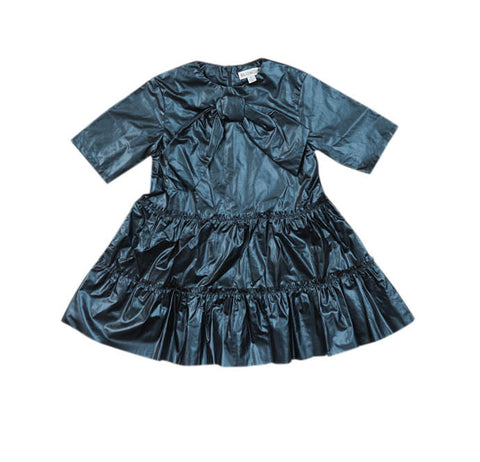 Blumint Blue Gathered Tier Dress