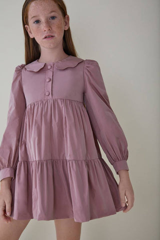 Nueces Pink Lichi Dress