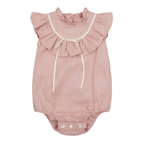 Nueces Rose Arce Romper