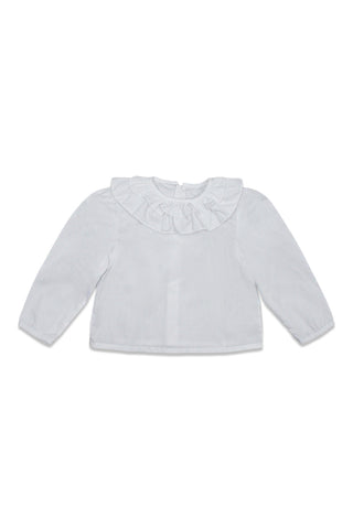 Nueces White Aloe Shirt
