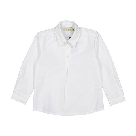 Nueces White Tabit Shirt