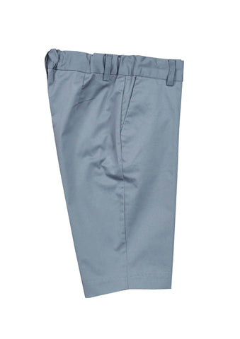 Pompomme Boys' Dusty Blue Bermudas