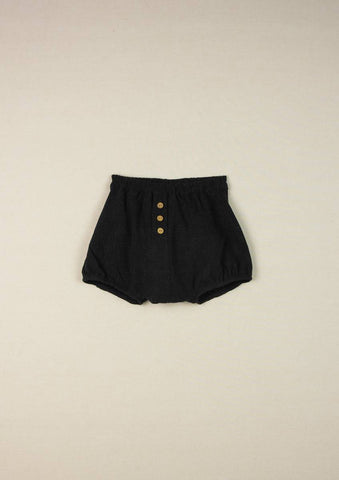 Popelin Black Bloomers
