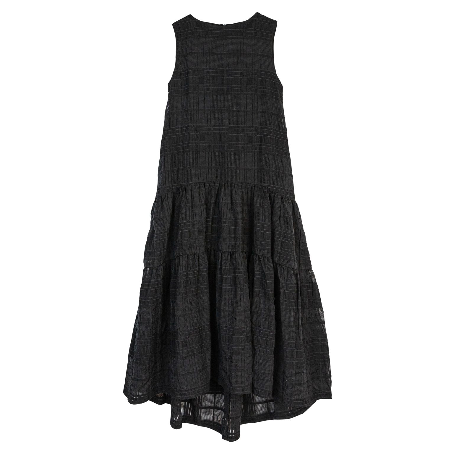 Sweet Threads Black Bambi Dress