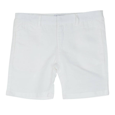 Sweet Threads Cream Shorts