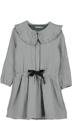 Tarantela Dove Buttoned Dress