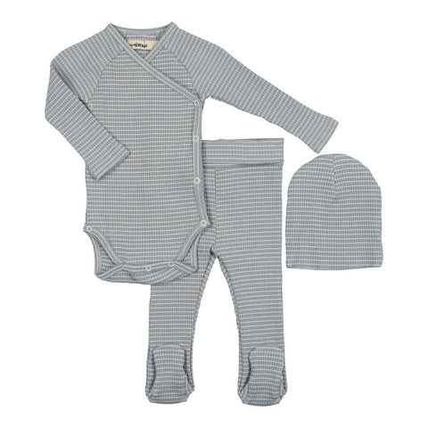 Urbani Slate Striped Gift Set