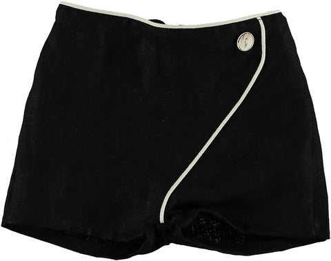 Violeta Black Thomas Shorts