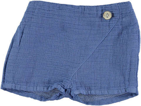 Violeta Blue Albert Shorts