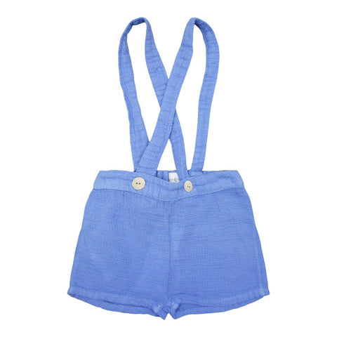 Violeta Blue Guille Shorts