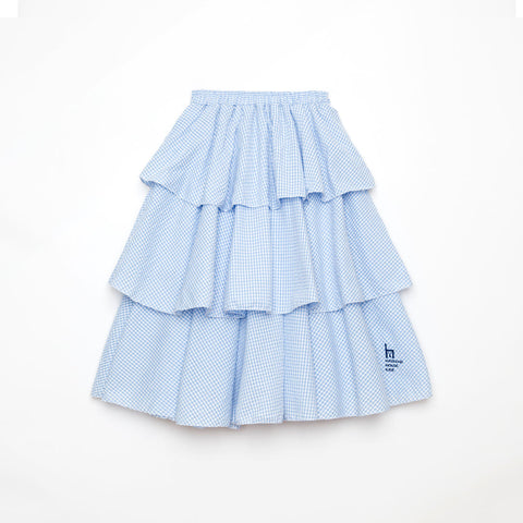 Weekend House Kids Blue Pool Skirt