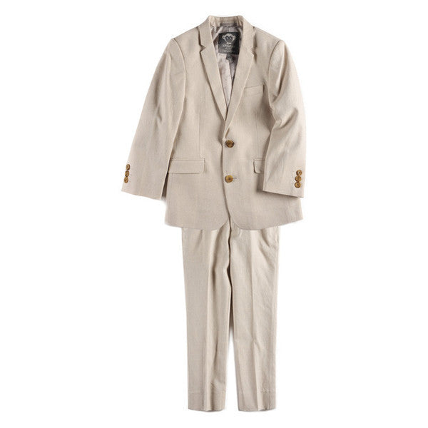 APPAMAN SAND MOD SUIT - Young Timers Boutique  - 1