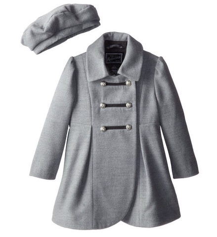 Rothschild Girls Coats | Children's Clothing | Young Timers Boutique