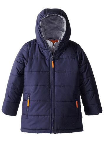 Rothschild Boys' Puffer Jacket - Young Timers Boutique  - 1