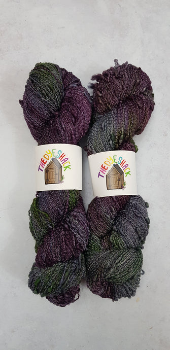 Snake Oil Slubby base 4ply/sock