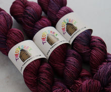 Load image into Gallery viewer, Marvellous Mulberry merino/nylon sock/4ply