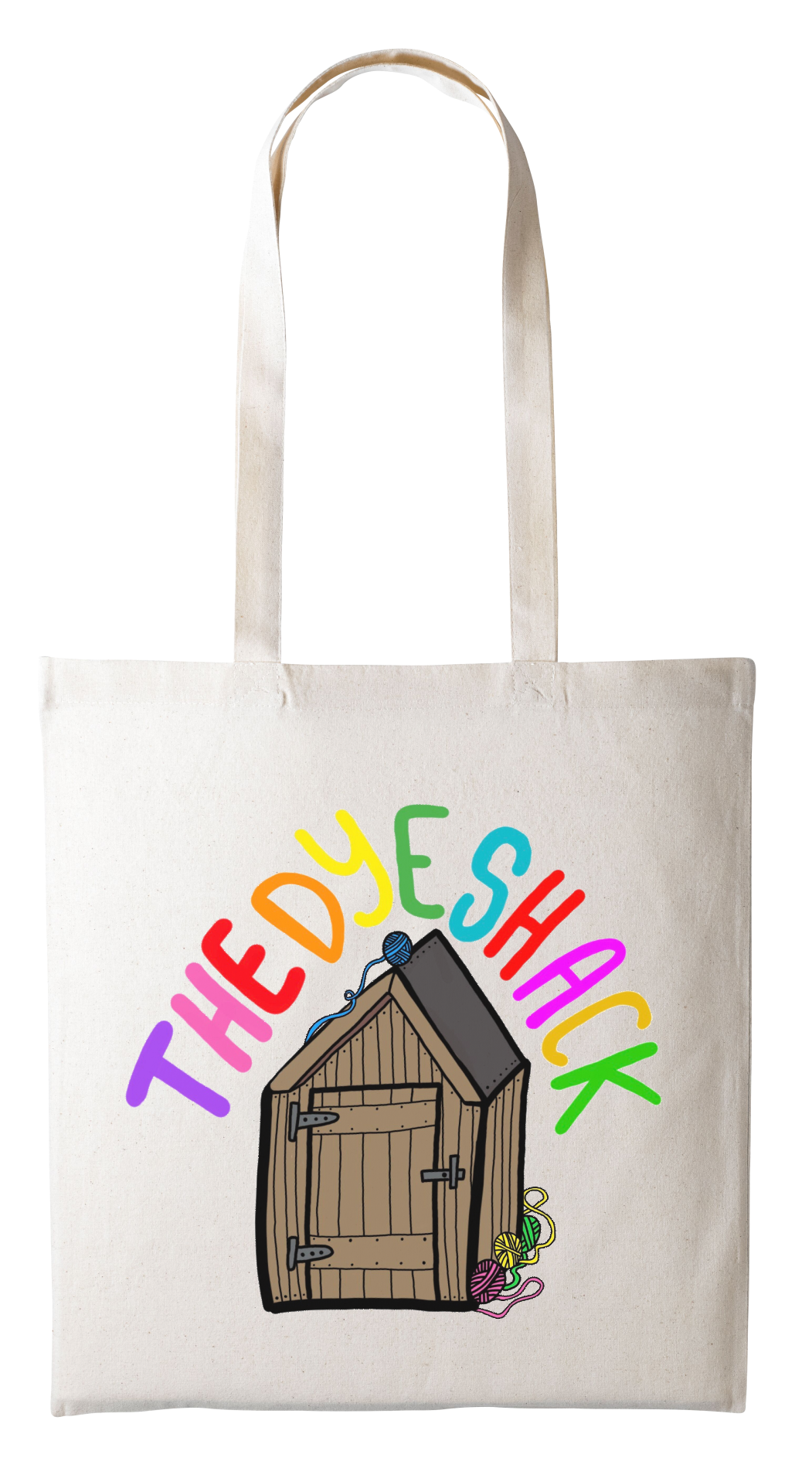 The Dye Shack tote bag