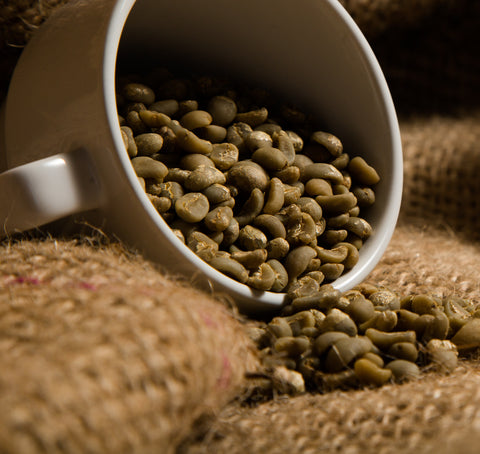 Responsibly Harvested Coffee - Green Beans Roasted From Different Origins