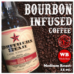 Southern Distilling Company Bourbon Infused Coffee