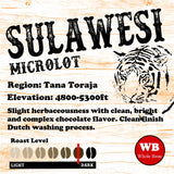 Sulawesi Toraja Sapan Minanga Single Origin Coffee Beans