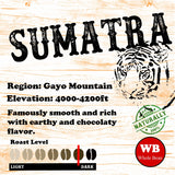 Sumatra Gayo Mountain Single Origin Organic Coffee Beans