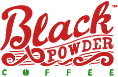 Black Powder Coffee For Christmas Gifts