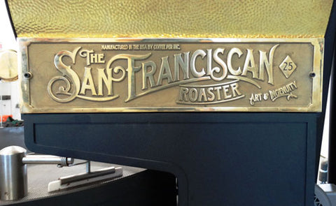 San Franciscan Roaster - Artisan Coffee Roaster
