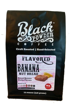 Banana Nut Bread Flavored Coffee