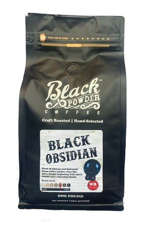 Best Selling Cafe Coffee Black Obsidian