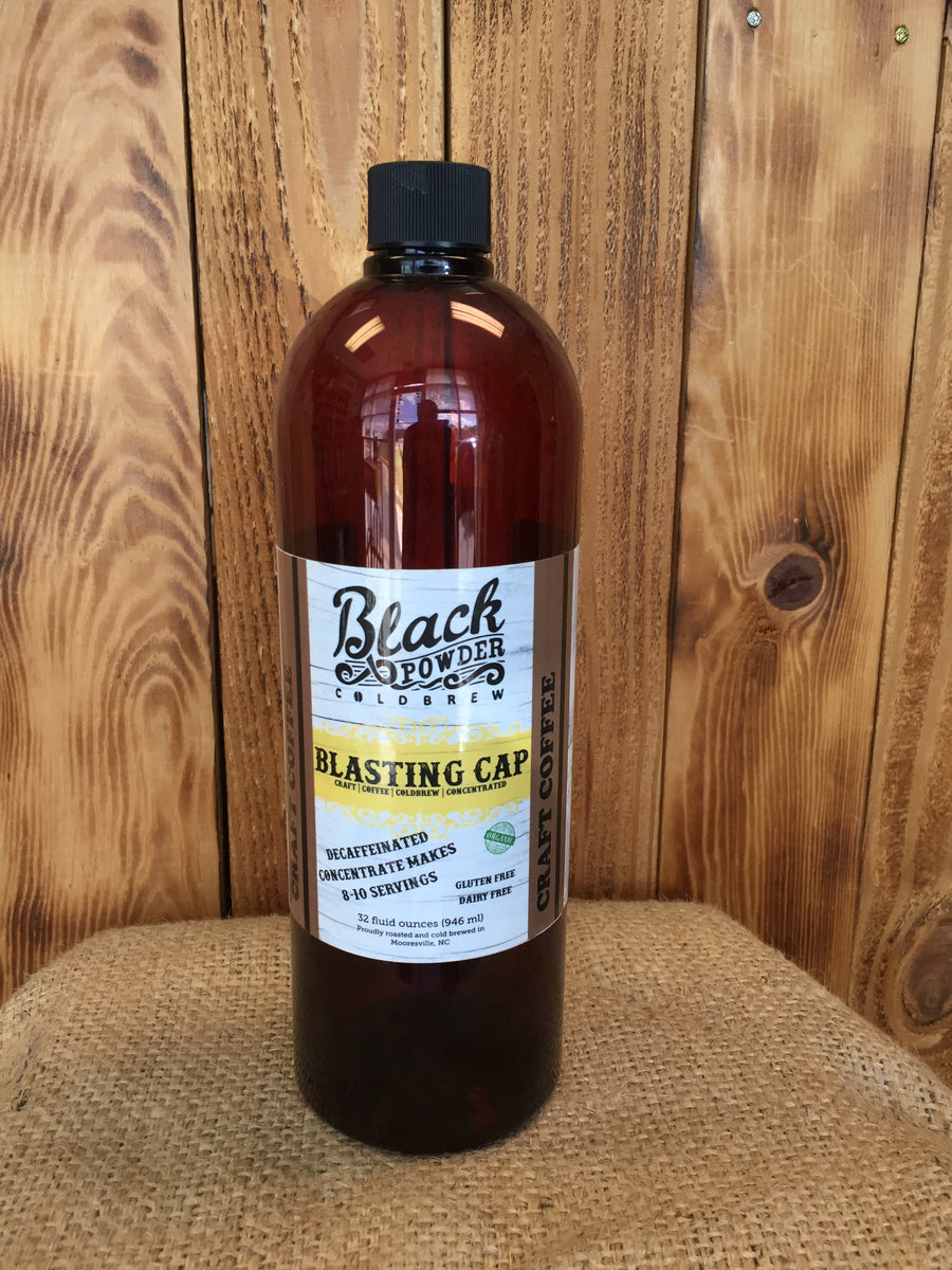 32oz Blasting Cap Cold Brew Coffee Concentrate