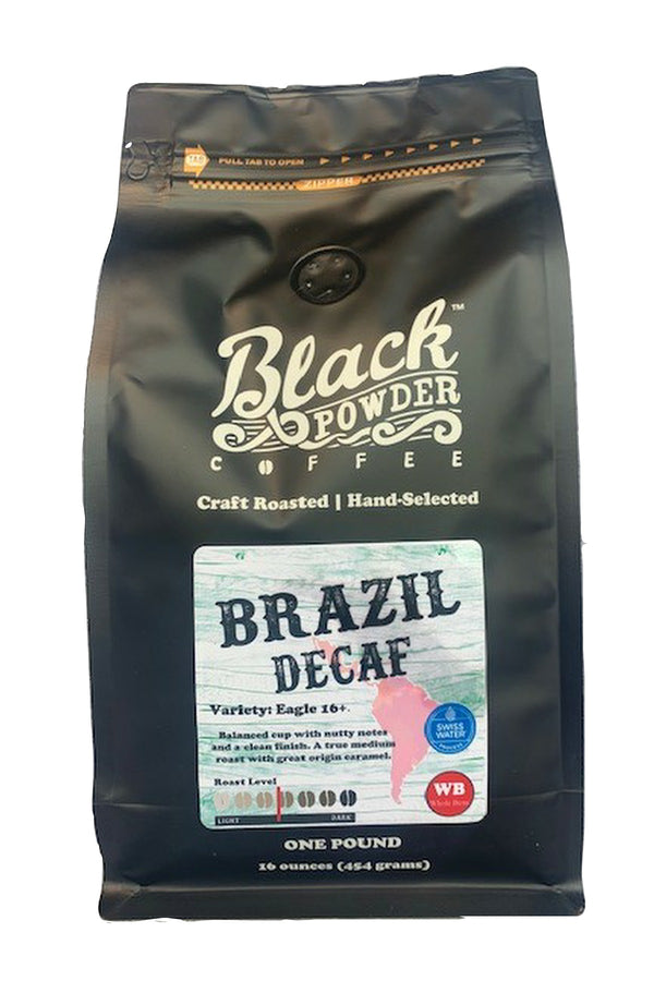 Brazil Decaf Coffee