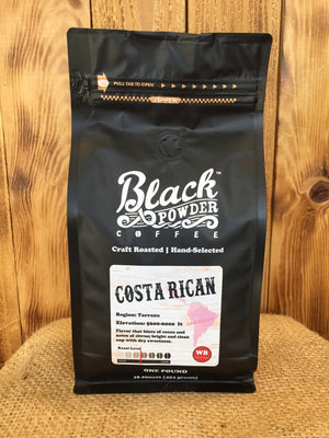 Costa Rican Tarrazu Roasted Coffee