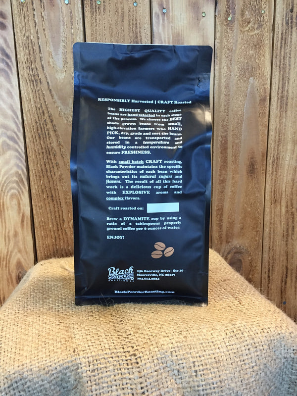 Black Powder Craft Roasted Coffee