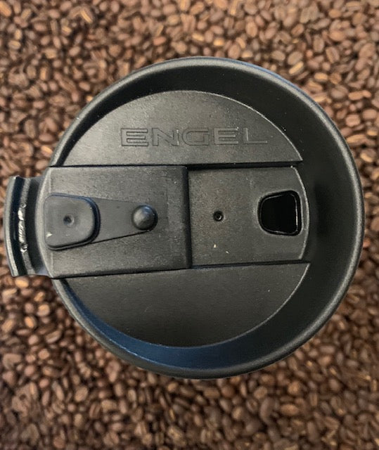 No leak coffee tumbler lids