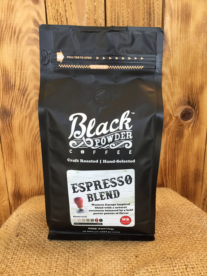 European Espresso Blend Coffee Beans