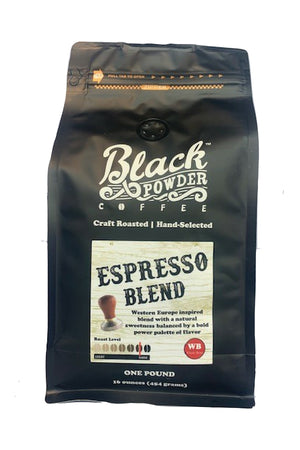 European Espresso Blend Dark Roast Coffee