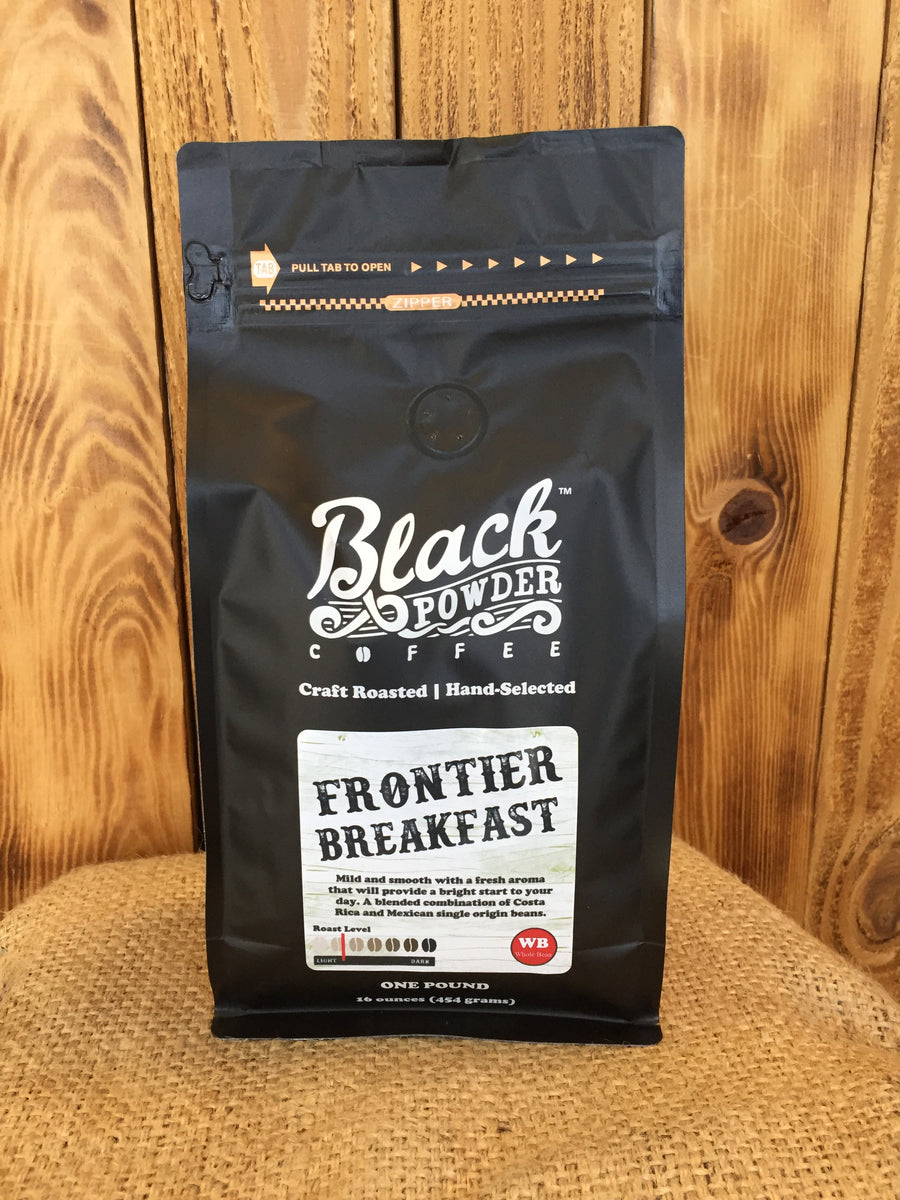 Frontier Breakfast Craft Coffee