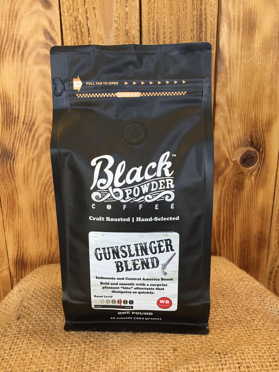 Gunslinger Blend Roasted Coffee