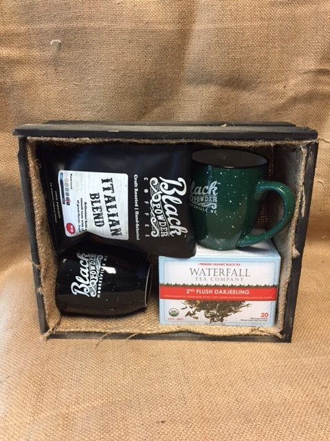 Craft Coffee Gift Bundle with Italian Roast Coffee