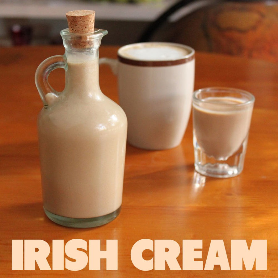Irish Cream Flavored Coffee