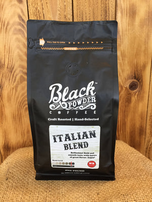 Italian Dark Roast Craft Coffee