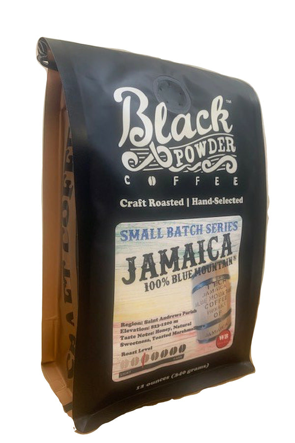 Jamaica Blue Mountain Limited Small Batch Release
