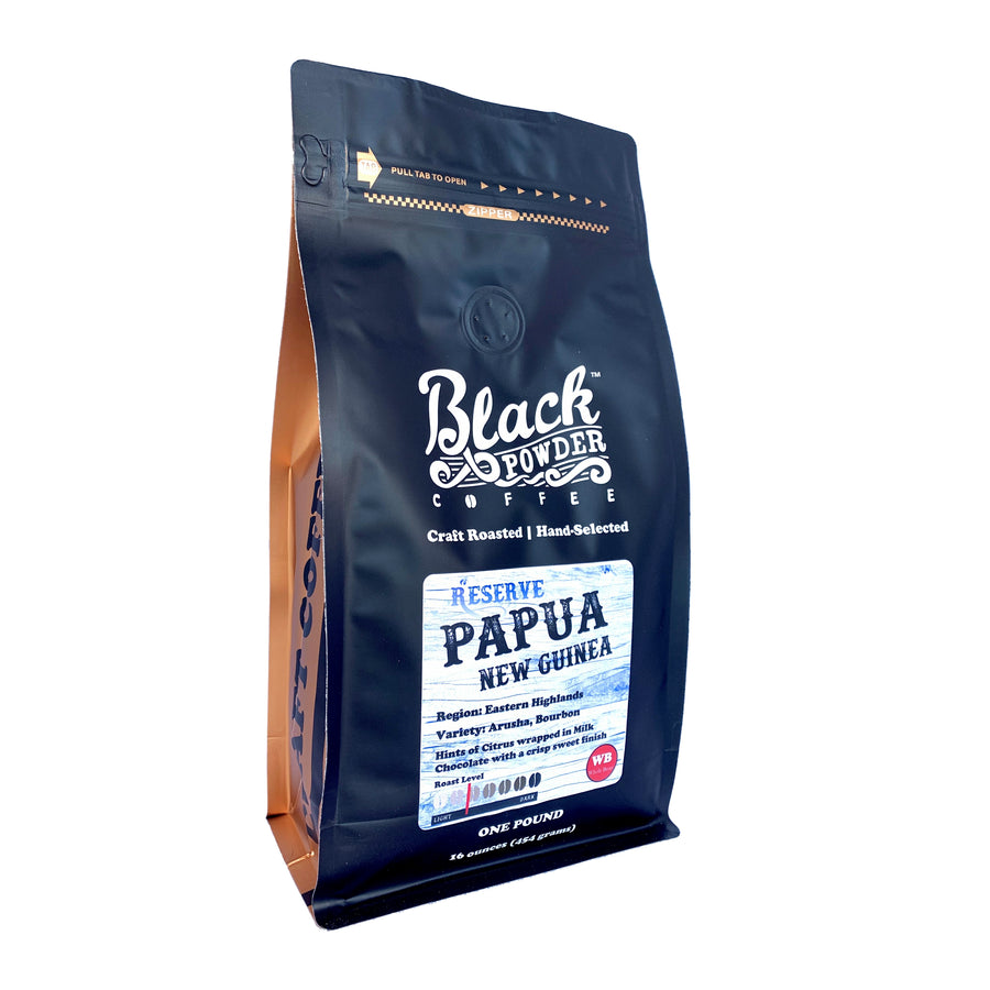 papua New Guinea city roast