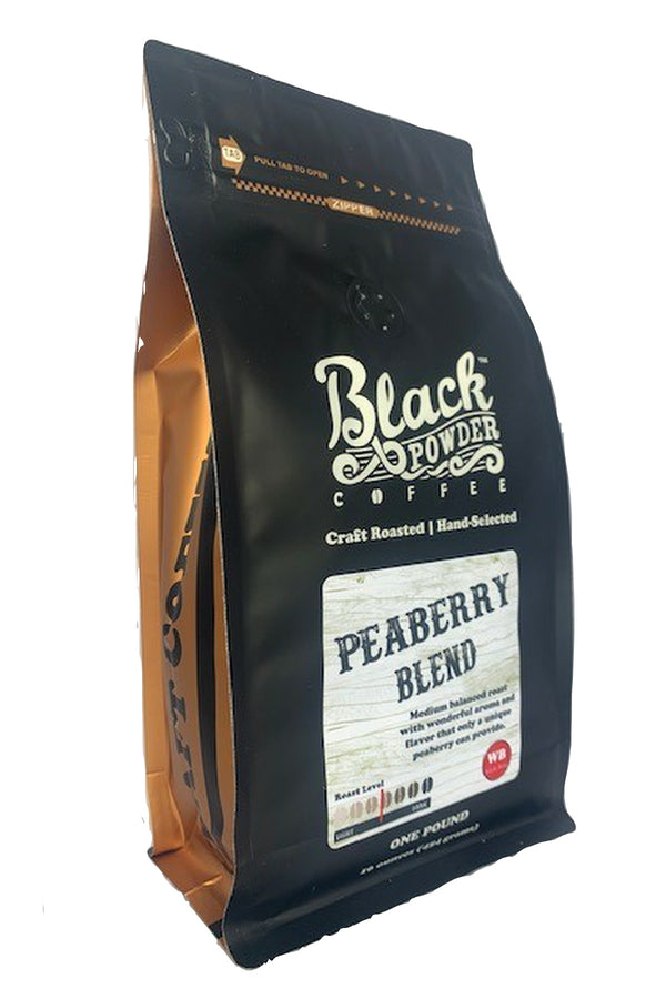 peaberry blend coffee