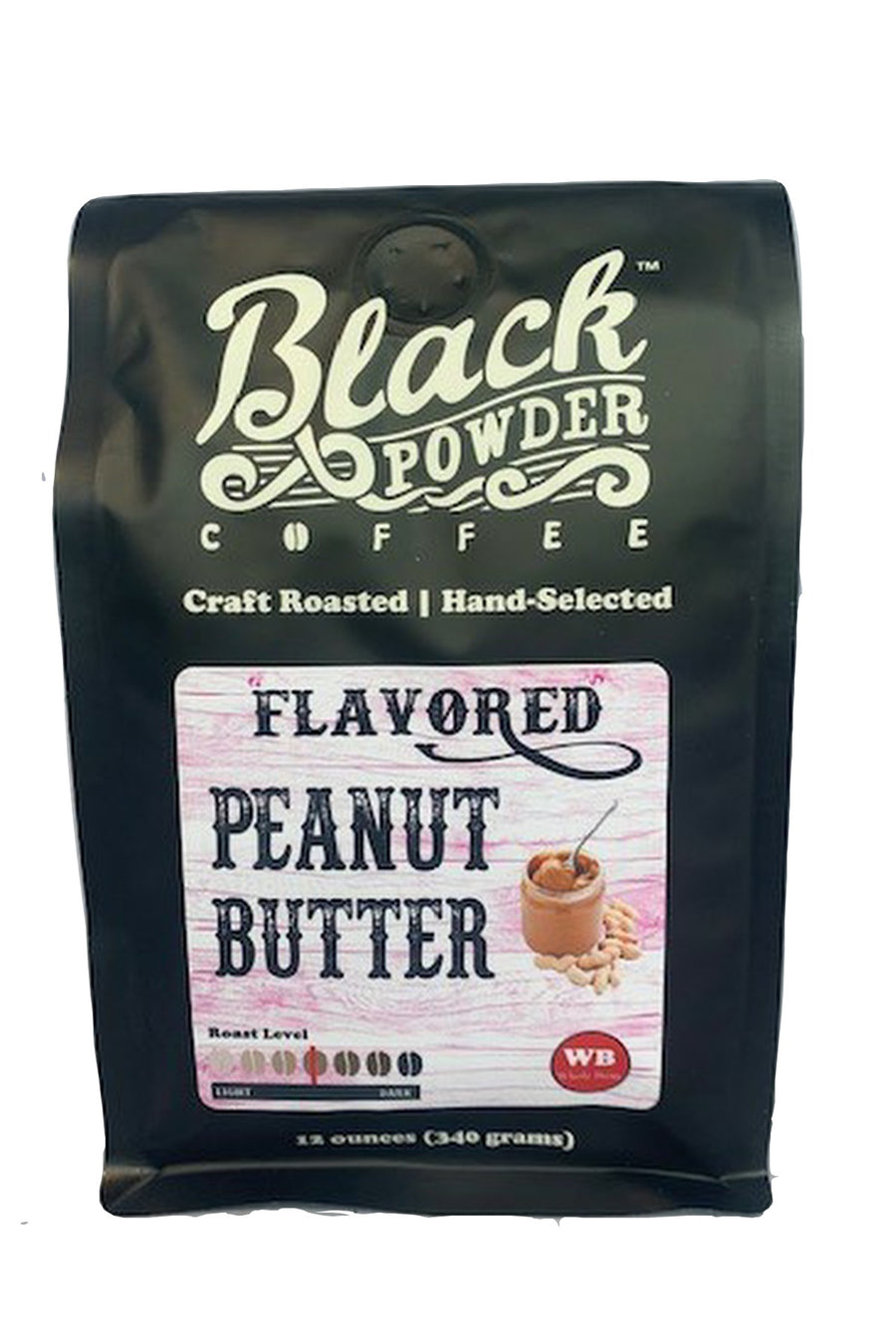 Charlotte's Favorite Flavored Coffee Peanut Butter