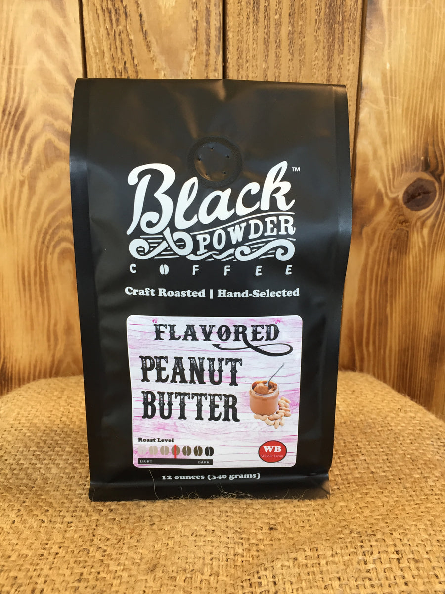 Peanut Butter Flavored Craft Roasted Coffee